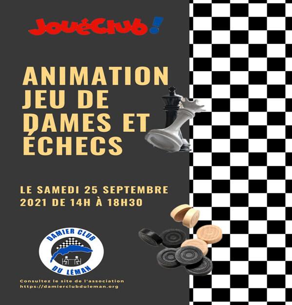 animation JouéClub