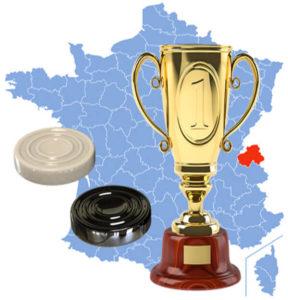 Championnat de Haute-Savoie 2021-2022 @ L'Espace du Lac, Anthy-sur-Léman, salle du Joran